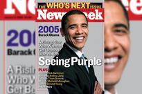 Newsweek's First Barack Obama Cover Story
