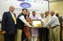 KIIT College of Engineering Awarded at National Education Award