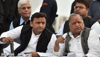No tie-up with Samajwadi Party for UP polls: Congress