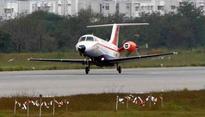 NAL Saras, India's first passenger plane designed by Hindustan Aeronautics Limited
