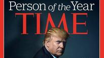 'It's a great honour': Donald Trump on becoming Time's Person of the Year 2016