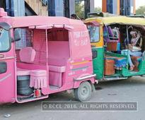Noida girls think pink autos are like prisons