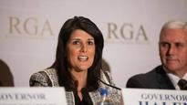 Senate panel approves nomination of Indian-American Nikki Halley as next US Ambassador to UN