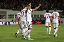 Paris Saint-Germain set new points record in Ligue 1 following Ajaccio win