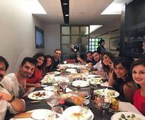Bipasha-Karan, Shilpa-Raj, Vivek-Priyanka & Dia-Sahil Enjoy a Dinner Date in Madrid!