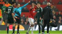 Fergie fined and Nani banned by UEFA