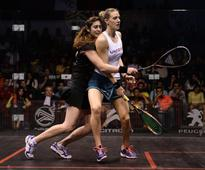El Sherbini downs Massaro to become women's squash champion