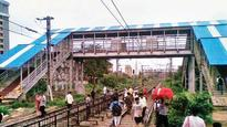 Mumbai: Central and Western Railway make haste to finish work on foot overbridges