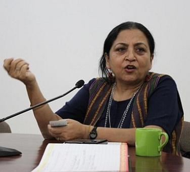Will our liberals support Madhu Kishwar?