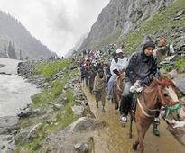 Militants planning to target Amarnath yatra: Intel reports