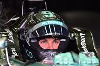 Rosberg fastest in first Brazil GP practice