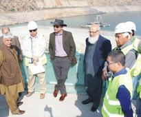 Wapda chairman visits Tarbela 4th extension project