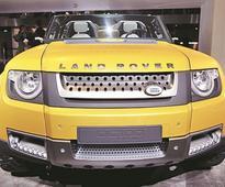 Jaguar Land Rover global sales fall 2.6% in Feb amid weaker sales in Europe