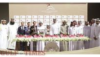 De Vries guides Ateej to thrilling Pure Arabians Derby triumph