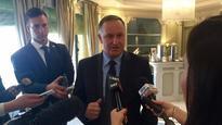 India announces new NZ PM