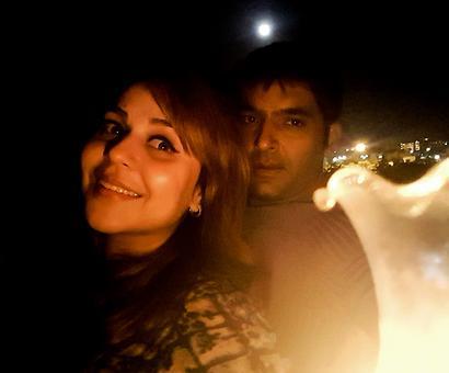 PIX: Meet Kapil Sharma's fiance, Ginni