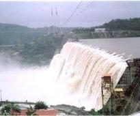 Water level in Kabini reservoir goes up steadily
