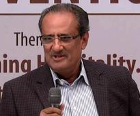 K Syama Raju, re-elected President of SIHRA