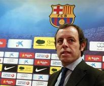 Barca president Rosell aims to continue beyond 2016