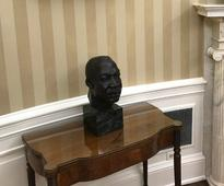 Spicer Scolds Press for TIME Reporter's False Martin Luther King Bust Story