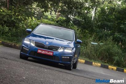 You will hardly find any fault with the new Skoda Octavia RS