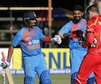 India vs Zimbabwe 3rd T20 team news and playing XI