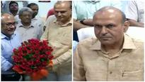 Rajiv Kumar takes over as new chief secretary of UP