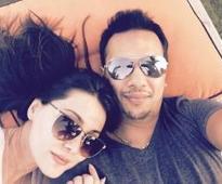 Marriage bliss for Minissha Lamba and Ryan Tham