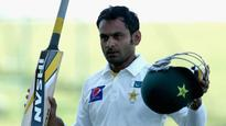 I am a Test cricketer, this is my degree: Hafeez upset about PCB Chairman's education remarks