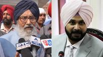 Sidhu accuses Badals of siphoning off over Rs 2,000 crore funds