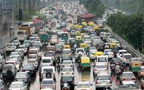 Centre puts infrastructure projects on hold to unclog Delhi roads