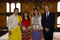 Baby Prince Jigme Of Bhutan Giggles In New Official Portrait With Parents King Jigme And Queen Jetsun