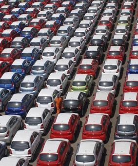 Domestic car sales rise 1.39% in February
