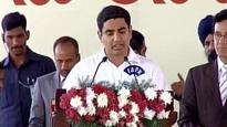 Andhra Pradesh: CM Chandrababu Naidu inducts son, 4 YSRC MLAs who switched sides into Cabinet