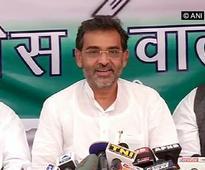 Union Minister Kushwaha manhandled in Bihar