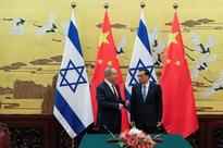 As part of Asia pivot, Netanyahu pushes Israeli hi-tech in China