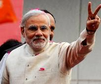 Narendra Modi speaks on women power at Ficci event