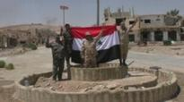 Syrian army recaptures the last town to be held by Isil in Homs