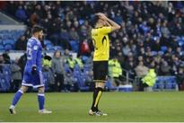 Report: Burton Albion concede late again and fall into relegation zone at Cardiff City