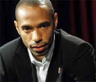 Thierry Henry not thinking about retirement