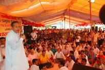 Thousands assemble at DND for indefinite protest
