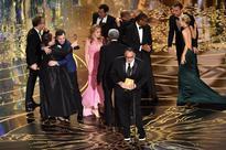 Oscars 2016: Spotlight grabs best picture award