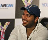 Yuvraj Singh congratulates LeBron James for his great contribution to school kids