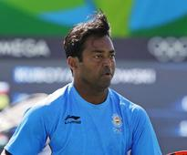 Leander Paes one win away from ending men's doubles title drought