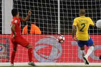 Copa America: Controversial goal helps Peru eliminate Brazil