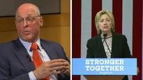 Bush Treasury Secretary Paulson endorses Clinton