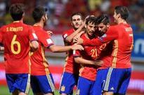 WC Qualifiers: Spain rout Liechtenstein 8-0; Italy beat Israel