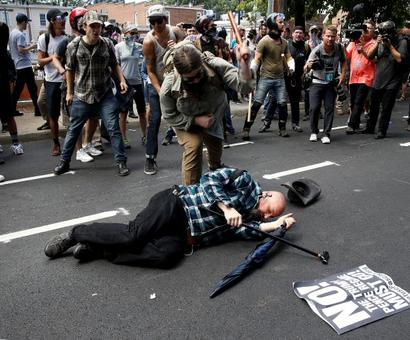 3 dead in violence during white nationalist rally