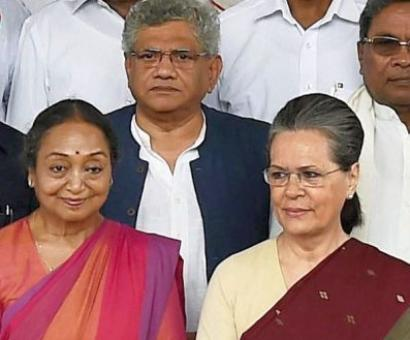 Congress, Left to skip midnight GST meet
