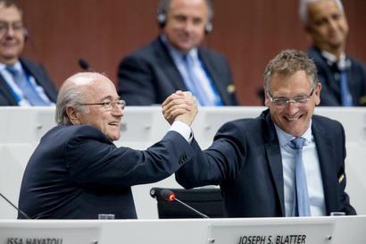 Swiss open criminal probe into ex-FIFA official Valcke, Qatar businessman
